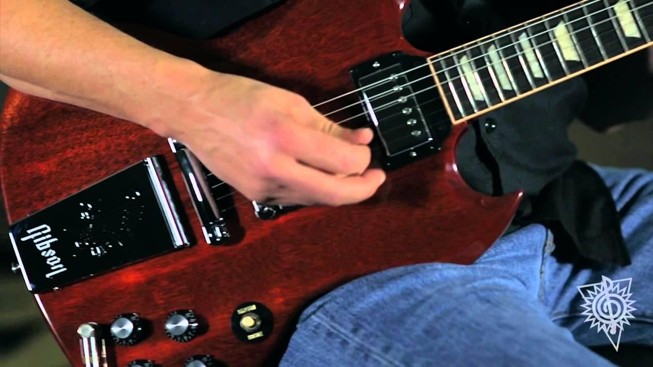 Gibson Derek Trucks Signature SG 2014 Electric Guitar