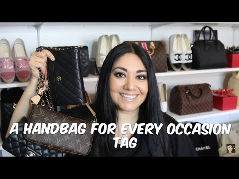 A Handbag for Every Occasion TAG