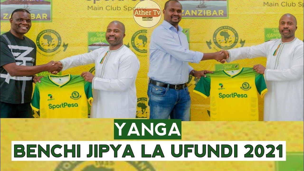 Download YANGA Watambulisha Ramsi benchi la Ufundi,Je Wataweza Kuchukua Ubigwa Msimu huu..??