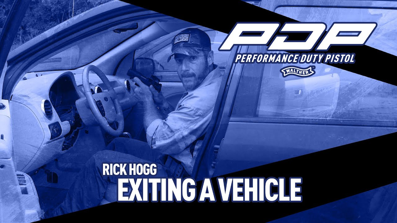 Exiting A Vehicle Solo - Enhancing Your Vehicle Tactics