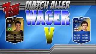 FUT 14 l WAGER T.SILVA IF v BAINES TOTS ! MATCH ALLER l FR Thumbnail