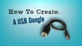 How To Make A USB Dongle For An Original Xbox 2017 ATM Ep 1