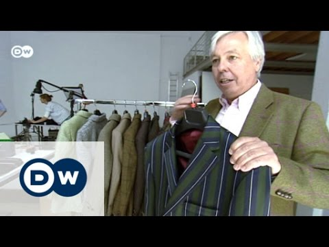 John Crocket: British clothing from Cologne | Made in Germany
