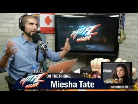 Miesha Tate: 'I Think I Need to Take a Step Back'