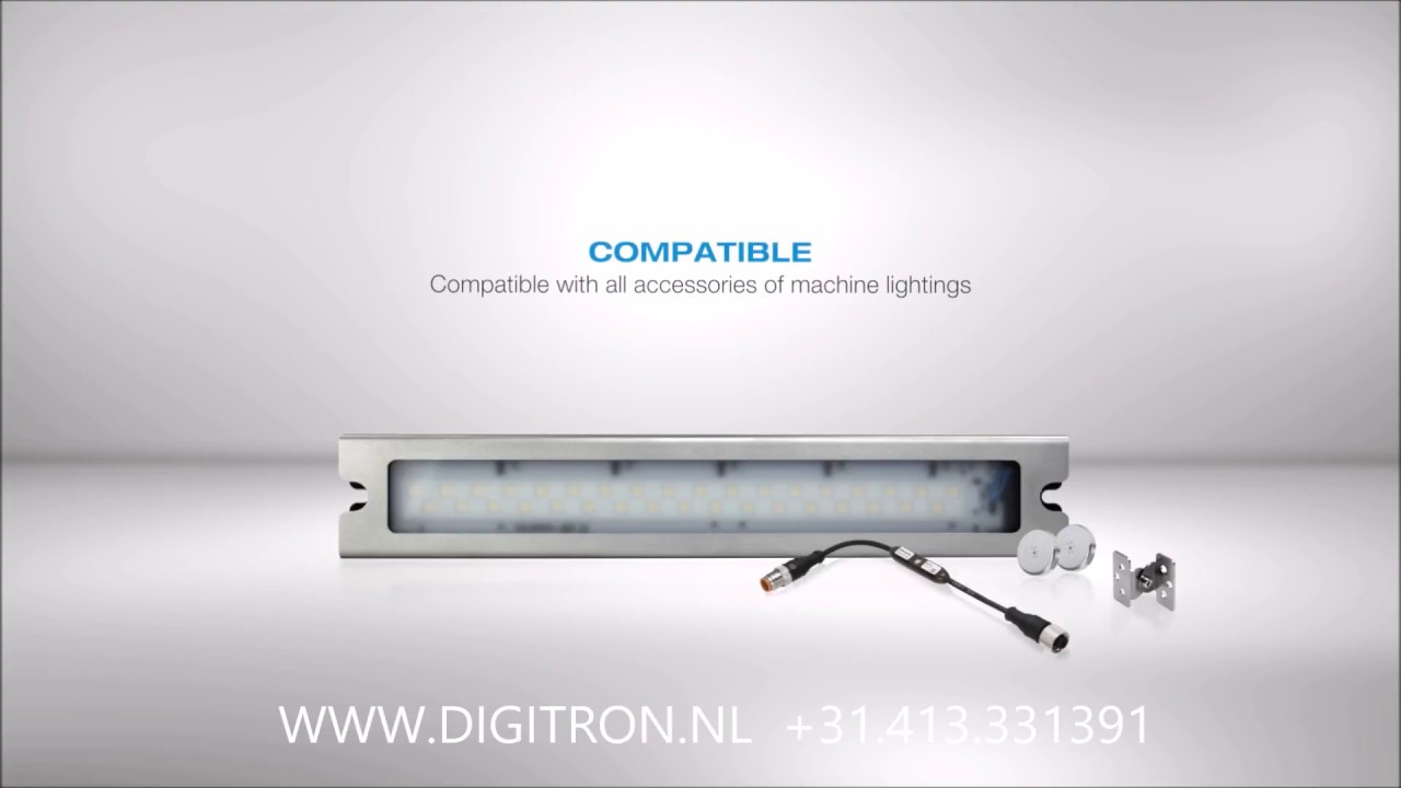 led machineverlichting mb n protected