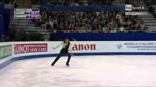 2015 Figure Skating World Champs Shanghai - men - FP - Jason BROWN