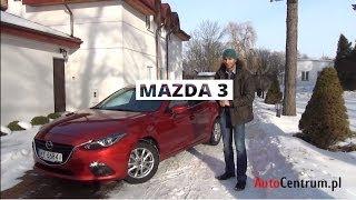 Mazda 3 5d 2.0 120 KM, 2013 - test AutoCentrum.pl #036