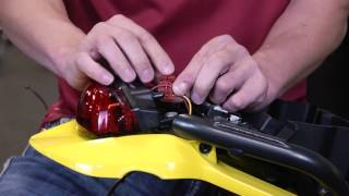 How To Install a GMAX Helmet Wireless LED Brake Light Kit For Your Motorcycle