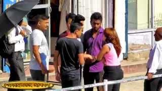 Nepali Prank - Hit Me Prank (Prankster got Pranked)