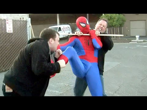 Thumbnail: Amazing SPIDER-MAN Fights Crime