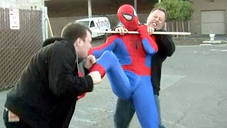 Amazing SPIDER-MAN Fights Crime thumbnail