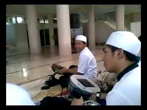 K.H Ahmad Salimul Apip - Masjid Agung
