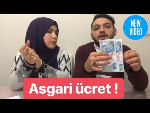 ASGARİ ÜCRETLE GEÇİM DERDİ 2!(güncel) /Faturalar-Çarşıya Uymayan Hesaplar!!   Serap Emre