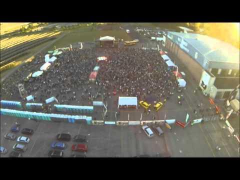 150710 Open Air in Giebelstadt mit Glasperlenspiel