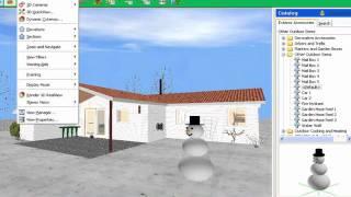 Import 3DS file into TurboFloorPlan 3D