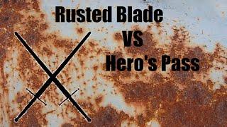 Borderlands 2: Rusted Blade Zer0 vs Hero's Pass