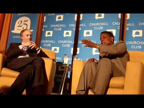 Forrester's George Colony Chats With Xerox's Ursula Burns: Part 3