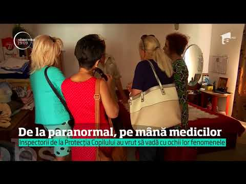 Cazul ciudat al băieţelului din Giurgiu cu puteri paranormale îi îngrijorează pe asistenţii sociali