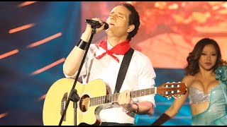 Fonseca encantó a todos en su primer concierto en Yo Soy