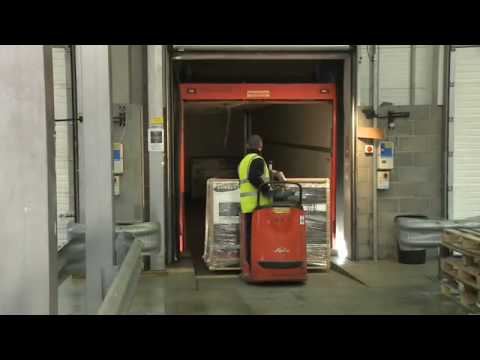 Life's Little Luxuries - Logistics Video