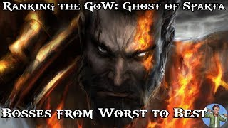 Ranking the God of War: Ghost of Sparta Bosses from Worst to Best