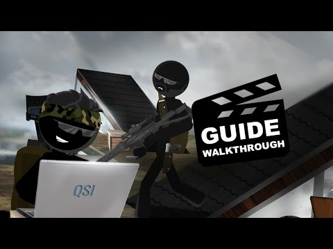 Stick Squad 4 - Walkthrough