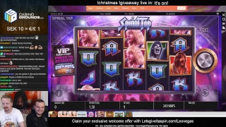 LIVE CASINO GAMES - !Christmas !giveaway with freespins and tournament today 😍😍