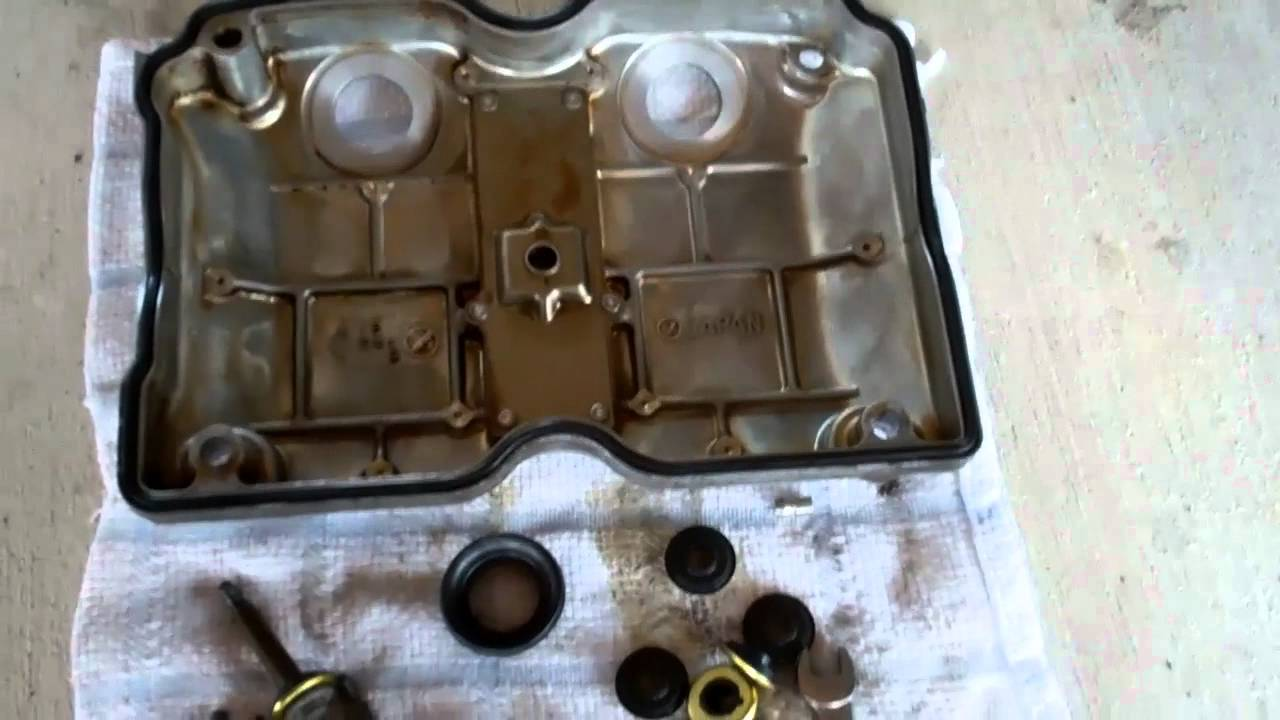 2000 Subaru Outback - EJ251 Valve Cover Gasket Replacement - YouTube