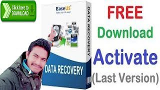 EaseUS Data Recovery 11.0 Full activation 2017/2018 urdu hindi