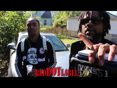 Man Down blog! behind the scene with prince walt wheat & wallblock also P.Money ( unk )