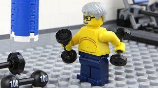 Lego Gym Fail