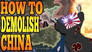 HOI4 Japan Guide For Waking the Tiger (1936-1939) (Hearts of