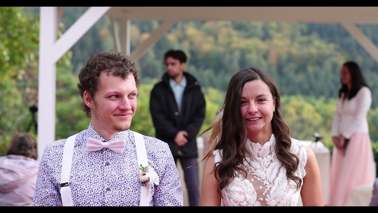 Hochzeitsvideo - Jessica und Björn