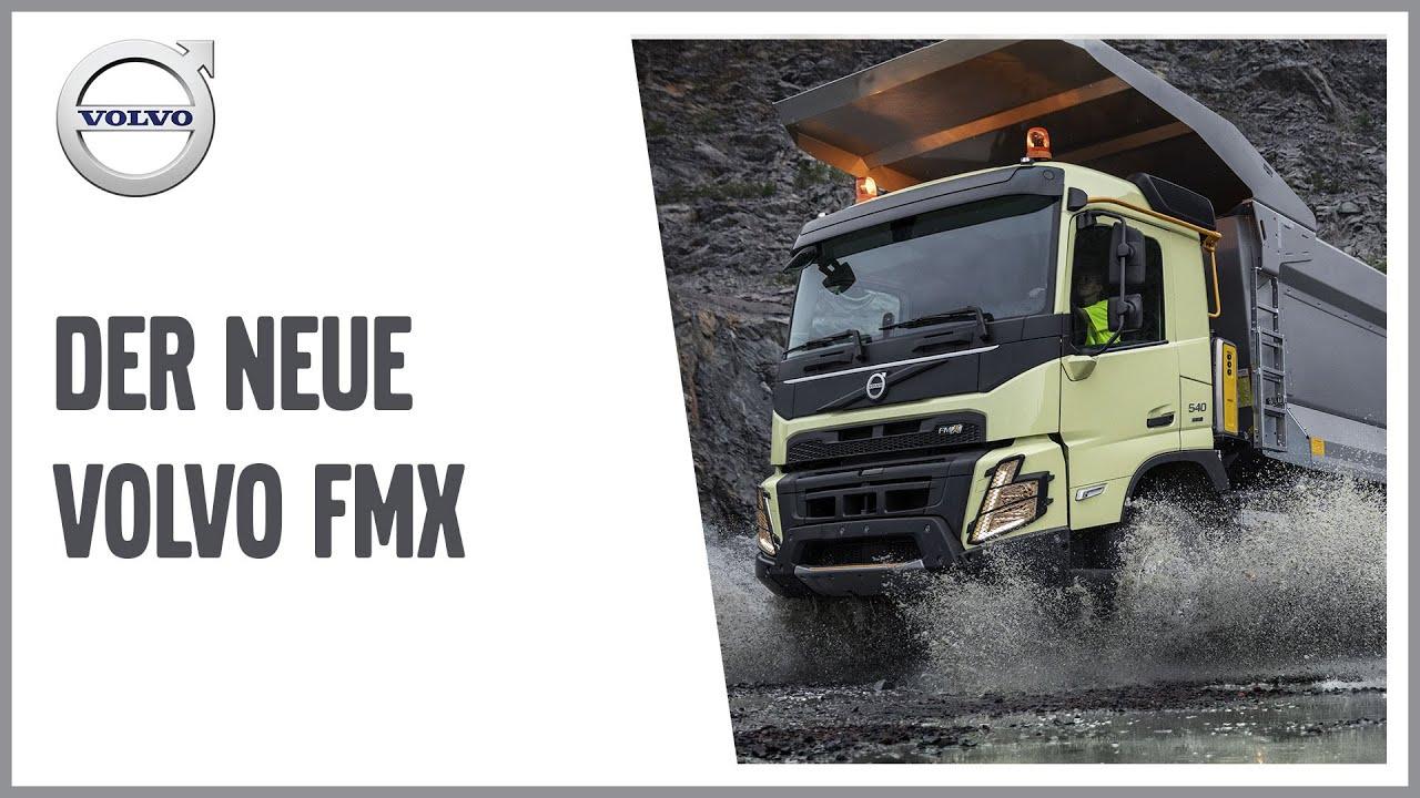 Der neue Volvo FMX