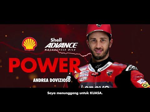 Shell Advance Power