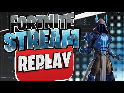 *NEW* Season 7 Fortnite Game-Play | A NIGHT OF SECOND PLACE (Stream Replay)