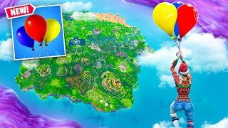 So They Added Balloons to Fortnite... thumbnail