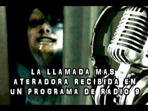 La Llamada mas Aterradora Recibida en Programa de Radio # 9 l Pasillo Infinito