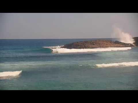 Fun Surf in Puerto Rico Yesterday, Courtesy of Hurricane Lorenzo