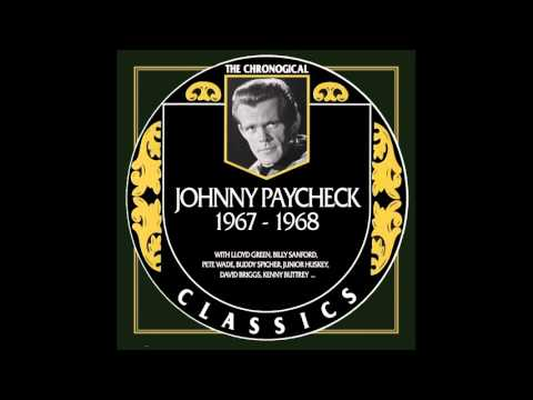 Johnny Paycheck - Gentle On My Mind RARE