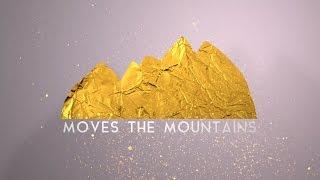 Jaci Velasquez - God who Moves The Mountains (Lyric Video)