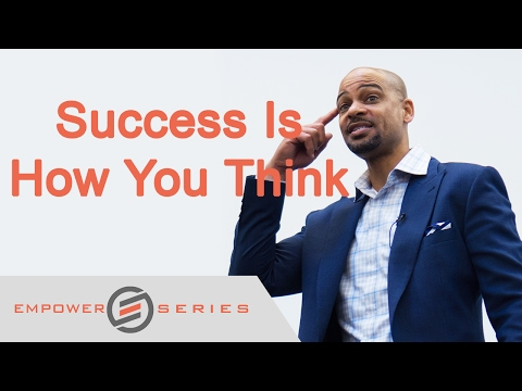"Rock-T - NO EXCUSES! GET IT DONE! ""Success is How You Think"""