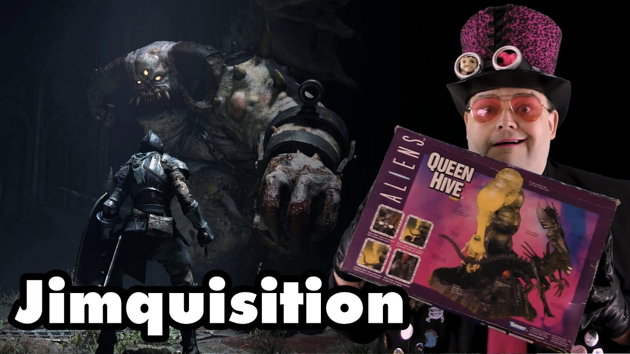 Vexed Generation (The Jimquisition)