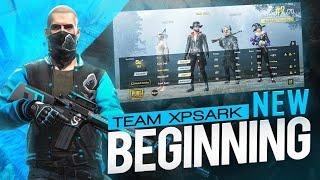 New Beginning!! Team Xpark