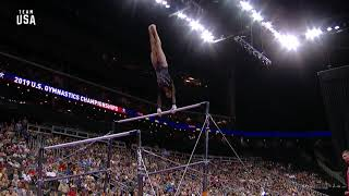Morgan Hurd Uneven Bars   Champions Series Presented By Xfinity