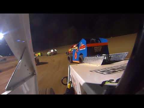 Mod lite in car camera Blake Wilson I-30 Speedway 5-19-2018