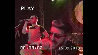 BABILONI - Memento Mori LIVE 2018 (საავტორო მუსიკის ფესტივალი)