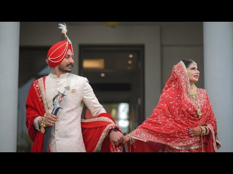 Pawandeep + Manveer -2021 - Best Punjabi Wedding Highlight - Gee Kay Photography