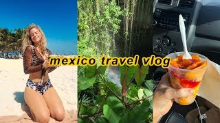 MY MEXICO TRAVEL VLOG (✿◠‿◠)
