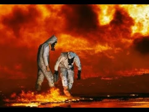 The Dangerous Life Of Oil Fire Fighter - Prehistoric